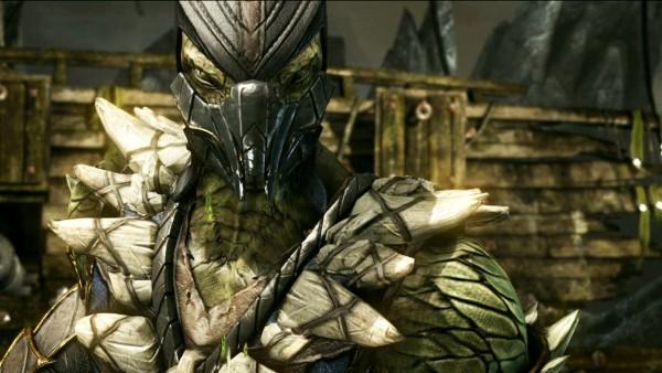Reptile ikut bergabung di Mortal Kombat X!