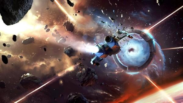 Mengambil universe yang sama dengan Civilization: Beyond Earth, Firaxis memperkenalkan Starship.