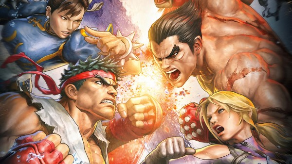 tekken x street fighter1