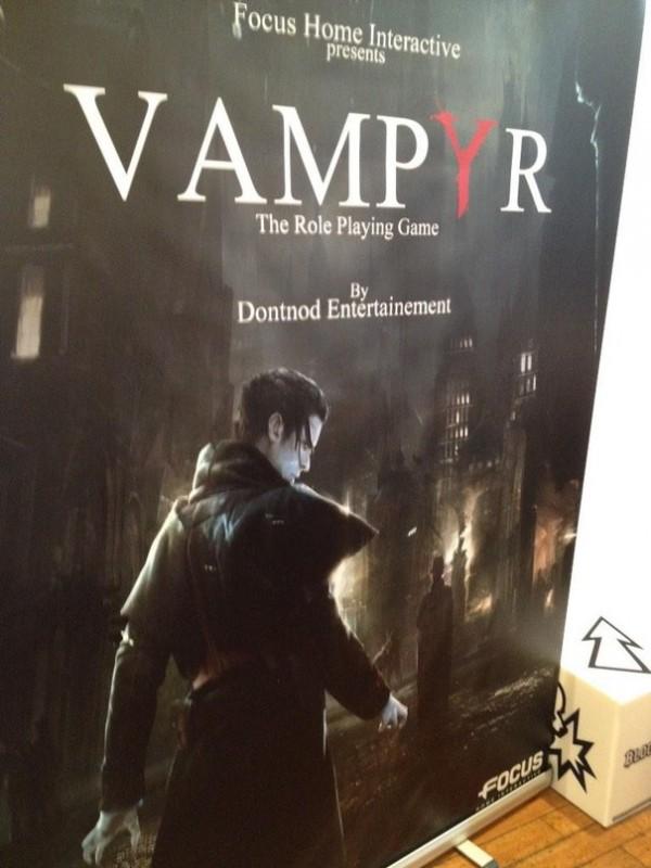 Dev. Remember Me - Dontnod Entertaiment memperkenalkan proyek action RPG bertema horror mereka - Vampyr.