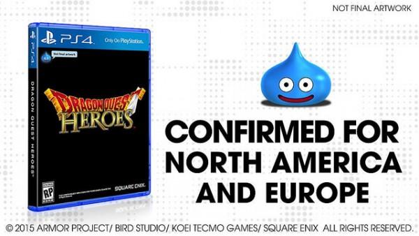 Dragon Quest PS4 akhirnya dipastikan menuju pasar Barat!