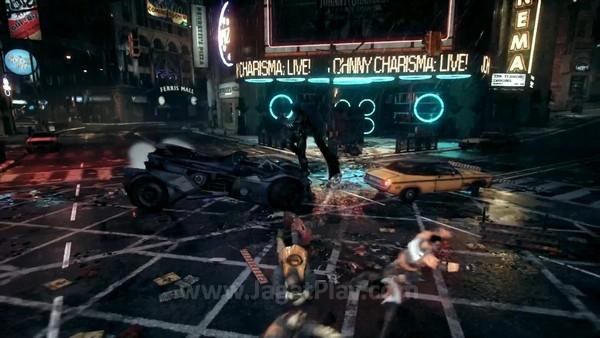 Batman Arkham Knight - Gotham is Mine (22)