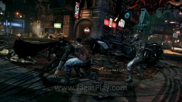Batman Arkham Knight - Gotham is Mine (25)