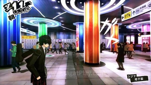 Persona 5 gameplay (13)