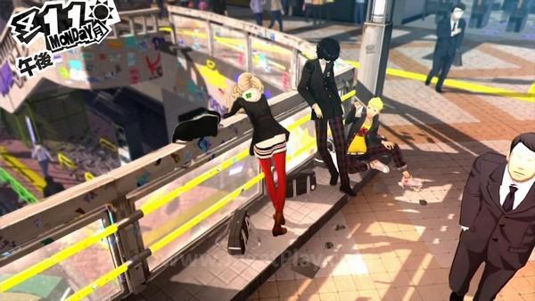 Persona 5 gameplay (16)