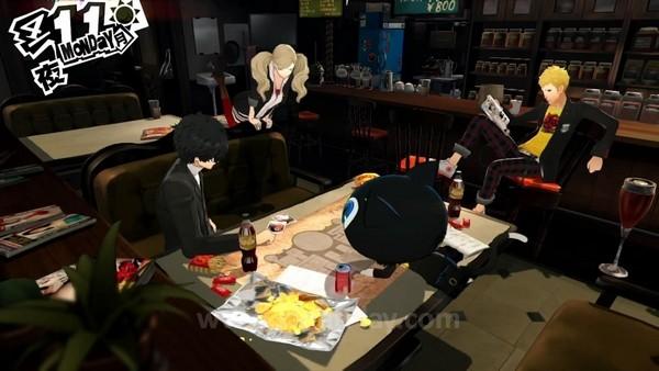 Persona 5 gameplay (18)