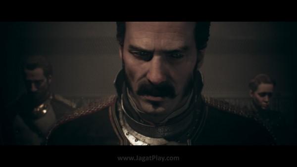 Anda akan berperan sebagai Galahad - salah satu Knight yang cukup disegani.