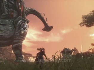 Xenoblades Chronicles X weather system 6