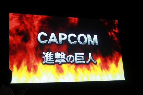 Capcom dipastikan akan menangani proyek game baru untuk Attack on Titan. Sayangnya, ia dikabarkan akan meluncur untuk mesin arcade.