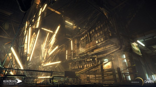Sumber informasi Eurogamer menyebut Eidos Montreal tengah sibuk mengerjakan tiga buah proyek game: 1 Tomb Raider, dan 2 dari Avengers Project. Deus Ex saat ini tak jadi prioritas.