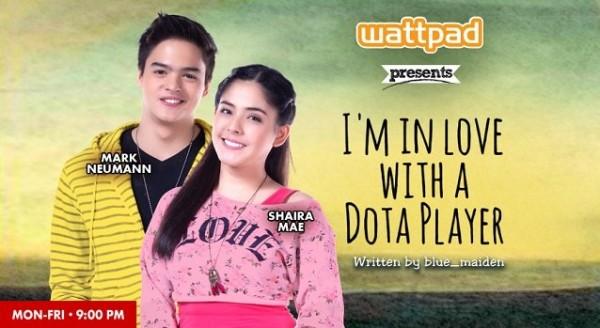 Filipina meluncurkan sebuah sinetron remaja bertema DOTA - I'm in Love With DOTA Player.