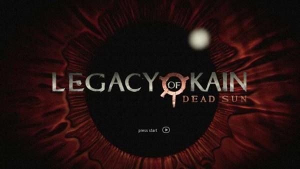 legacy of kain cancelled dead sun logo