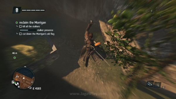 Tarik Assassin keluar dari persembunyiannya dan sergap!