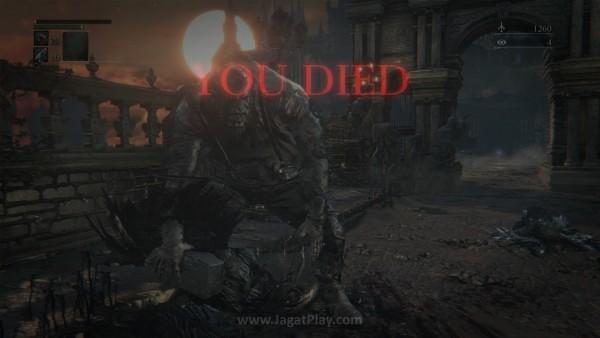 Kematian adalah sesuatu yang pasti di Bloodborne. Namun alih-alih membuat Anda frustrasi, ia selalu terasa seperti konsekuensi dari kelemahan aksi Anda sendiri.
