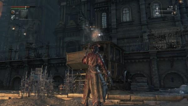 Efek darah di seluruh pakaian dengan efek kilapan cahaya membuat game ini terlihat semakin brutal.