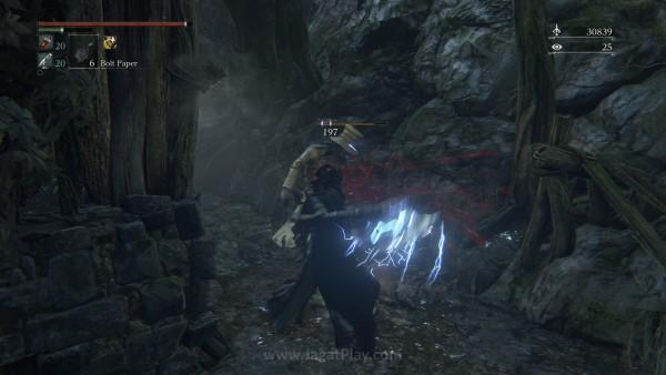 Sepertinya seri Souls, Bloodborne bukanlah game yang mudah untuk ditaklukkan.