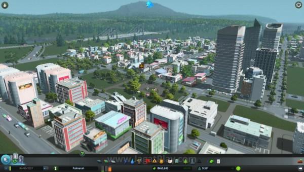Selamat datang di Cities Skylines, simulasi membangun kota paling mantap saat ini