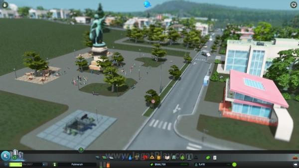 Keberhasilan kota tergantung dari kebahagiaan penduduknya