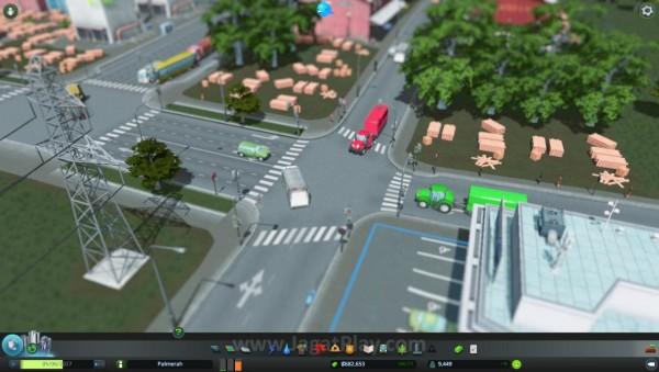 Kepadatan kota dapat menyebabkan terjadinya kemacetan