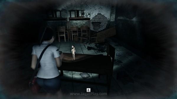 Temukan benda tersembunyi untuk memperkuat Linda