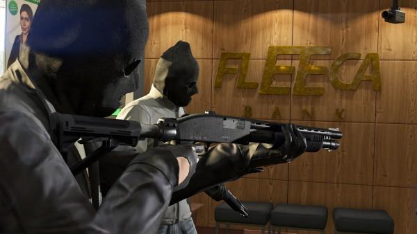 Gagal mengantisipasi animo yang begitu besar, server GTA Online bermasalah ketika update Heist Mode dirilis.