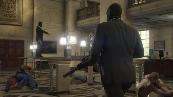 GTA Online Heists Mode (20)