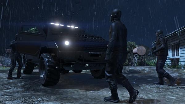 GTA Online Heists Mode (21)