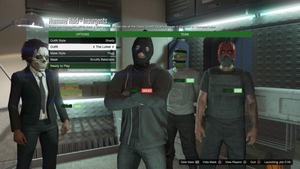 GTA Online Heists Mode (23)