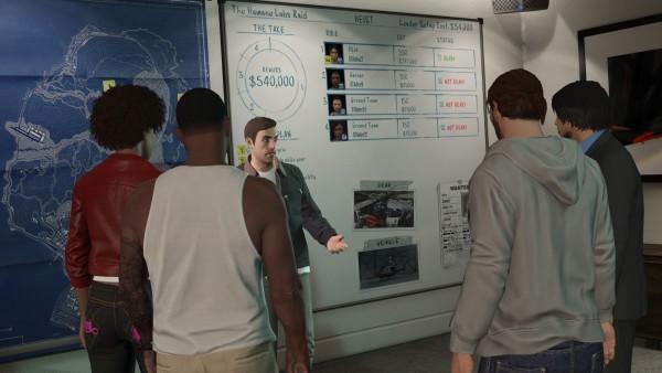 GTA Online Heists Mode (27)