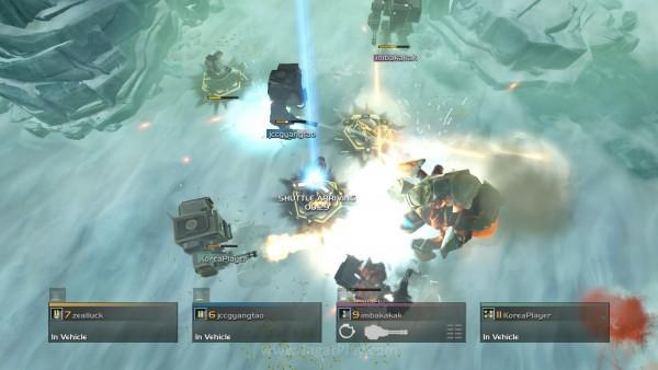 Helldivers versi PC akan dirilis pada Desember 2015 mendatang dengan semua DLC yang ada.