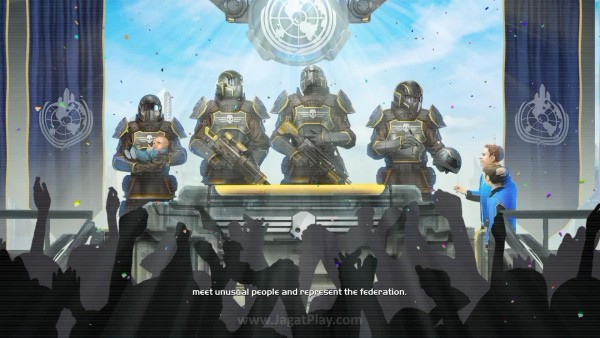 All hail the Helldivers!