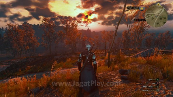 The Witcher 3 wild hunt 7 minutes gameplay (1)