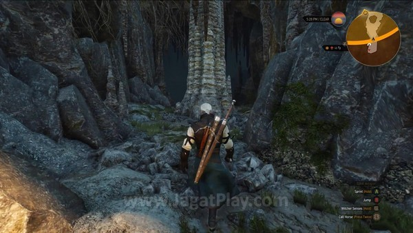 The Witcher 3 wild hunt 7 minutes gameplay (14)