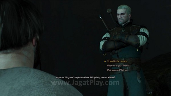 The Witcher 3 wild hunt 7 minutes gameplay (16)