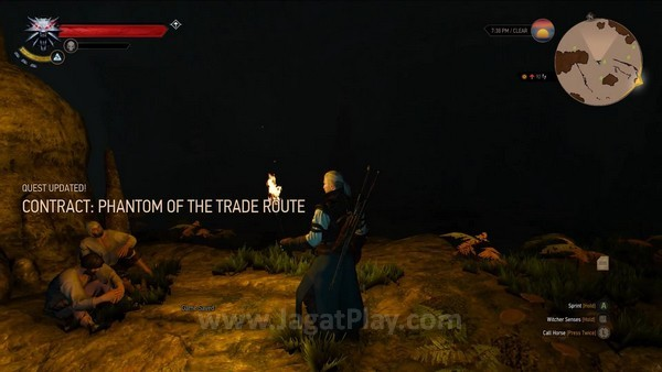 The Witcher 3 wild hunt 7 minutes gameplay (18)