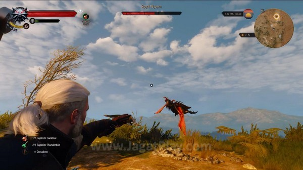 The Witcher 3 wild hunt 7 minutes gameplay (26)