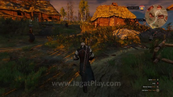 The Witcher 3 wild hunt 7 minutes gameplay (4)