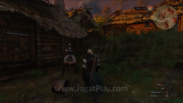 The Witcher 3 wild hunt 7 minutes gameplay (5)