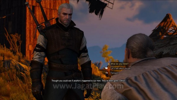 The Witcher 3 wild hunt 7 minutes gameplay (7)