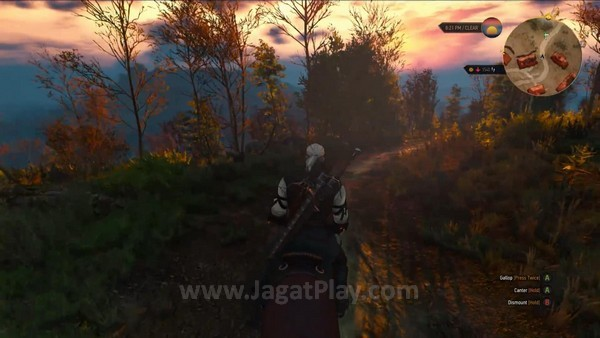 The Witcher 3 wild hunt 7 minutes gameplay (8)