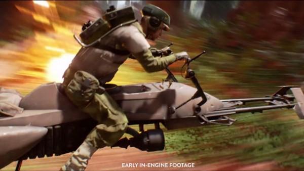 EA diyakini akan memperlihatkan gameplay perdana Star Wars Battlefront bulan depan!
