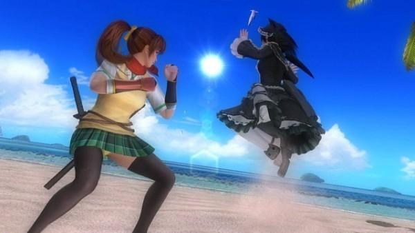 Koei Tecmo akhirnya memperlihatkan kostum Senran Kagura untuk DOA 5: Last Round. Menariknya lagi? Seperti di Senran Kagura, kostum ini dapat hancur karena efek pertempuran.