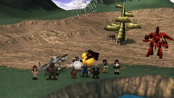 Menjadi bukti betapa tangguhnya engine lawas Squaresoft, developer independen dari Jepang - Rodensoft meracik sendiri sekuel FF VII: Time Guardian. Fitur gameplay yang mereka suntikkan membuat game ini terlihat seperti Skyrim dan bukannya Final Fantasy.