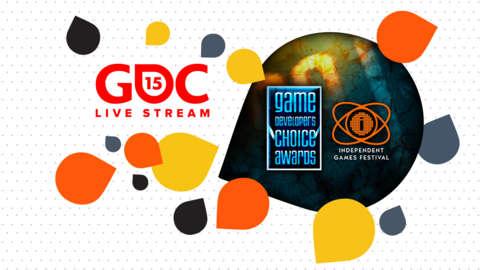 gdc awards 2015