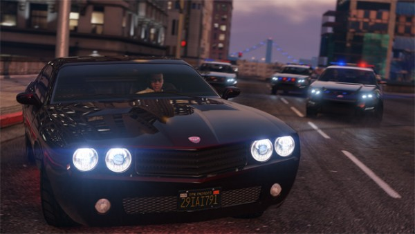 gta v pc new