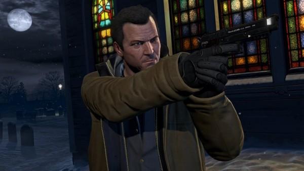 GTA V kembali memuncaki peringkat pertama tangga game terpopuler Inggris!