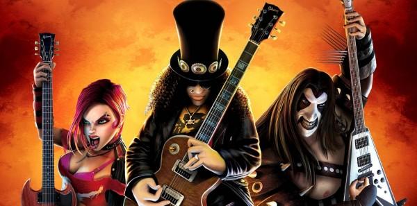 Actvision kabarnya akan memperkenalkan Guitar Hero bulan depan!