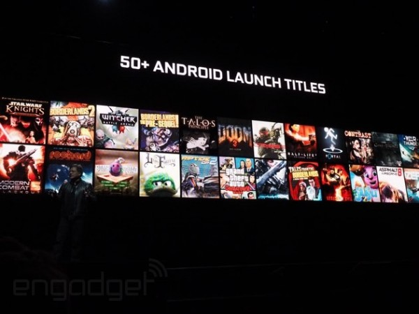 Tersedia lebih dari 50 game di rilis Mei 2015 mendatang, termasuk Resident Evil 5 dan Metal Gear Rising: Revengeance.