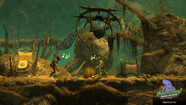 Pencipta Oddworld - Lanning percaya bahwa kapitalisme, perlahan namun pasti, akan membunuh industri video game.
