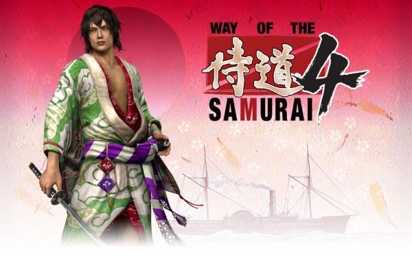 way of samurai 4